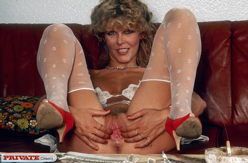 Serious? Amateur vintage porn magazines consider
