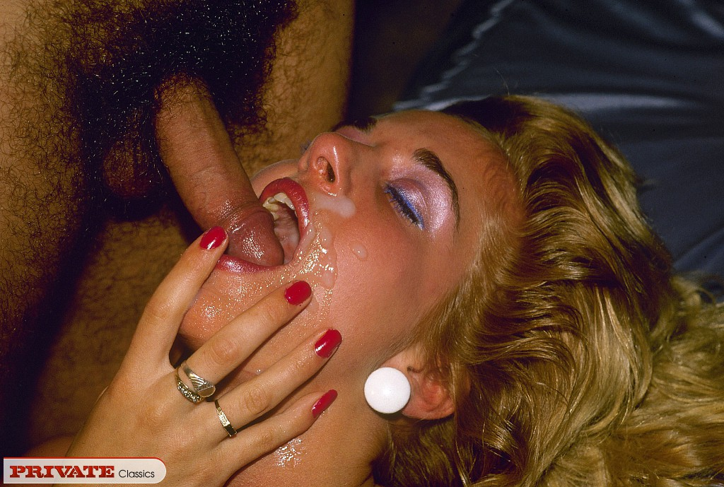 Private porn cum shot