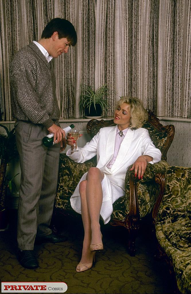 galleries privateclassics Private Magazine Blonde hotties 7
